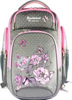 Купить Sternbauer Рюкзак школьный SB с мешком для обуви цвет серый 7303, Ранцы и рюкзаки