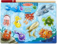 Купить Melissa & Doug Магнитные игры Рыбалка, Обучение и развитие