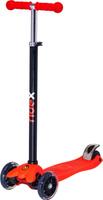 Купить Самокат Ridex 3D Snappy , 3-х колесный, колеса 120/80 мм, цвет: красный, Самокаты
