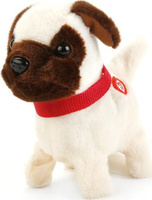 Купить Играем вместе Интерактивный щенок My Friends HTJ1089A, Интерактивные игрушки