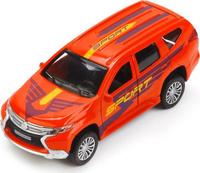 Купить ТехноПарк Машинка инерционная Mitsubishi Pajero Sport PAJERO-S-SPORT, Машинки