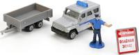 Купить Технопарк Машинка УАЗ Hunter с прицепом, ТехноПарк, Машинки