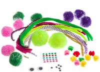 Купить Bondibon Набор для изготовления игрушки Насекомые, Игрушки своими руками