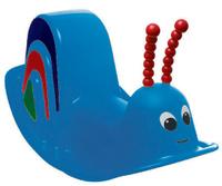 Купить PicnMix Детские качели Улитка цвет синий, Игровые комплексы