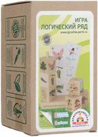 Купить Краснокамская игрушка Обучающая игра Логический ряд, Обучение и развитие