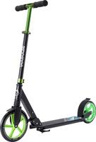 Купить Самокат Malamut , цвет: черный, зеленый, 2-х колесный, складной, Самокаты