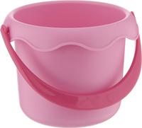 Купить ЯиГрушка Игрушка для песочницы Ведро маленькое цвет розовый, Игрушки для песочницы