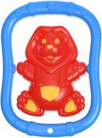 Купить Stellar Погремушка Эквилибрист Лев цвет красный, Первые игрушки