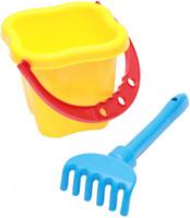 Купить Рыжий Кот Набор игрушек для песочницы №3 Ведро грабли в ассортименте, Игрушки для песочницы