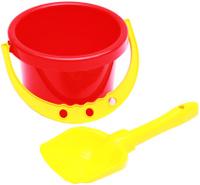 Купить Рыжий Кот Набор игрушек для песочницы №6 Ведро лопатка в ассортименте, Игрушки для песочницы