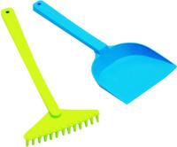 Купить Рыжий Кот Набор игрушек для песочницы TM Profit Лопатка грабли в ассортименте, Игрушки для песочницы
