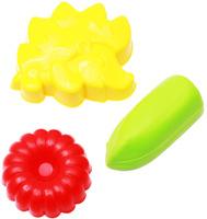 Купить Рыжий Кот Игрушка для песочницы TM Profit Формочки № 2 в ассортименте, Игрушки для песочницы