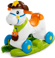 Купить Chicco Каталка Лошадка Baby Rodeo, Каталки, понициклы