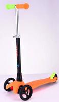 Купить Самокат трехколесный Buggy Boom Mini , цвет: оранжевый, Самокаты