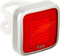 Купить Велофонарь задний Knog Blinder Mob Mr Chips , цвет: серебристый, Велофары и фонари