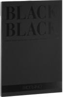 Купить Fabriano Альбом для рисования BlackBlack 20 листов формат A4 19100390, Бумага и картон