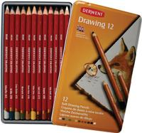 Купить Derwent Набор цветных карандашей Drawing 12 цветов, Карандаши