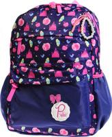 Купить Vittorio Richi Рюкзак детский с наполнением цвет фиолетовый розовый K05R5512, Ранцы и рюкзаки