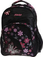Купить Vittorio Richi Рюкзак детский с наполнением цвет черный розовый K05RN111, Ранцы и рюкзаки