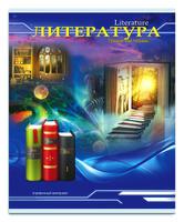 Купить Profit Тетрадь Трехмерное пространство Литература 36 листов в линейку, Тетради