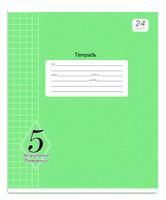 Купить Проф-Пресс Тетрадь Великолепно! Пятерка! 24 листов в клетку, Тетради