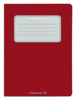 Купить Проф-Пресс Тетрадь 120 листов в клетку цвет бордовый, Тетради