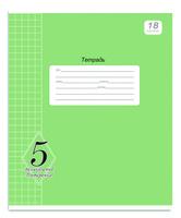 Купить Проф-Пресс Тетрадь Великолепно! Пятерка! 18 листов в клетку, Тетради