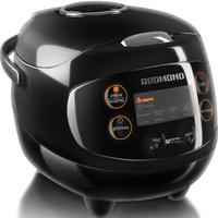 Купить Redmond RMC-03, Black мультиварка, Мультиварки