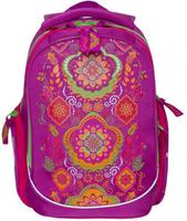 Купить Grizzly Рюкзак школьный цвет фуксия RG-867-2/2, Ранцы и рюкзаки