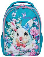 Купить Grizzly Рюкзак школьный цвет голубой RG-868-3/3, Ранцы и рюкзаки