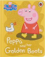 Купить Peppa Pig: Peppa and her Golden Boots, Свинка Пеппа