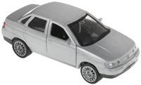 Купить Технопарк Машинка инерционная Lada 110 цвет серебристый, ТехноПарк, Машинки