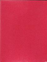 Купить Бриз Тетрадь 120 листов в клетку цвет красный, Тетради