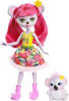 Купить Enchantimals Игровой набор с куклой Karina Koala, Куклы и аксессуары