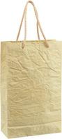 Купить Пакет подарочный Дизайнерский , 28 х 17 х 7 см. 2728081 цвет: желтый, Подарочная упаковка