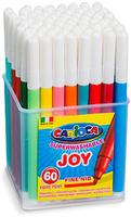 Купить Carioca Набор фломастеров Joy 60 цветов, Фломастеры