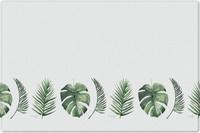 Купить Развивающий коврик Parklon Pure Soft Монстрера/Холмы , двухсторонний, 190 х 130 x 1, 2 см, Развивающие коврики