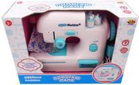Купить Сюжетно-ролевые игрушки Abtoys Помогаю Маме. Швейная машинка электромеханическая