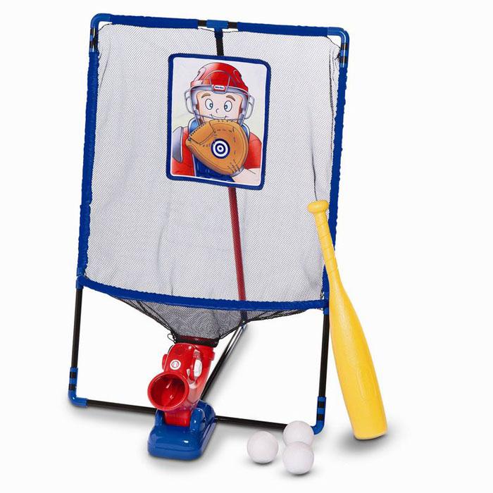 Купить Игровой набор Little Tikes Тренажер бейсбола . 620799, MGA Entertainment, Спортивные игры