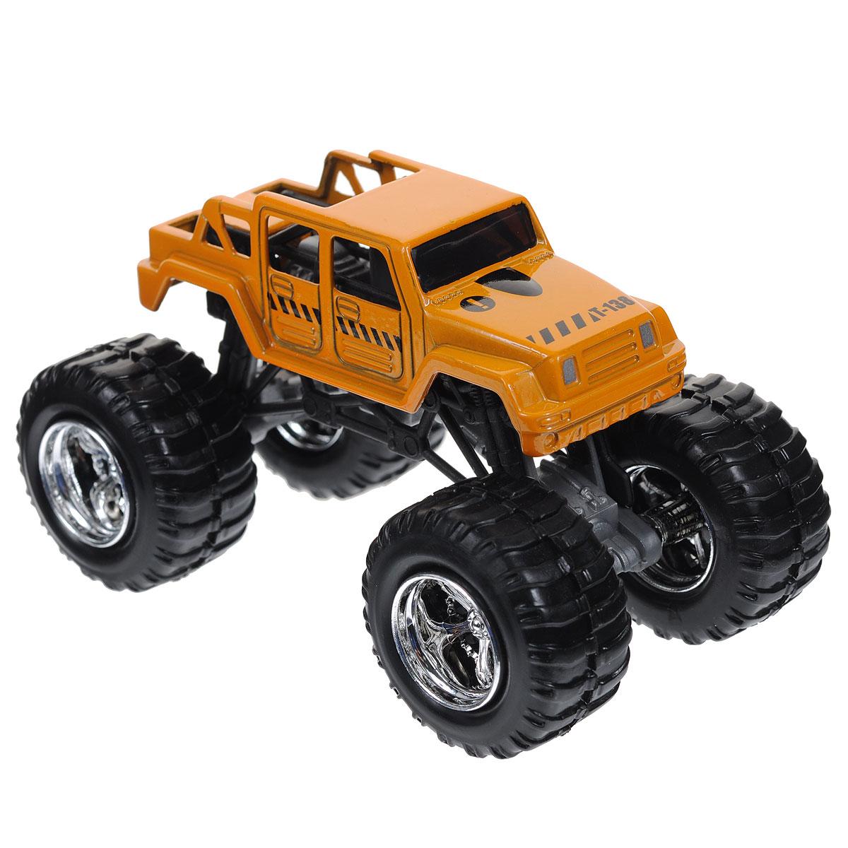 Купить Машинка MotorMax Багги , цвет: оранжевый, MOTORMAX TOY FACTORY, Машинки