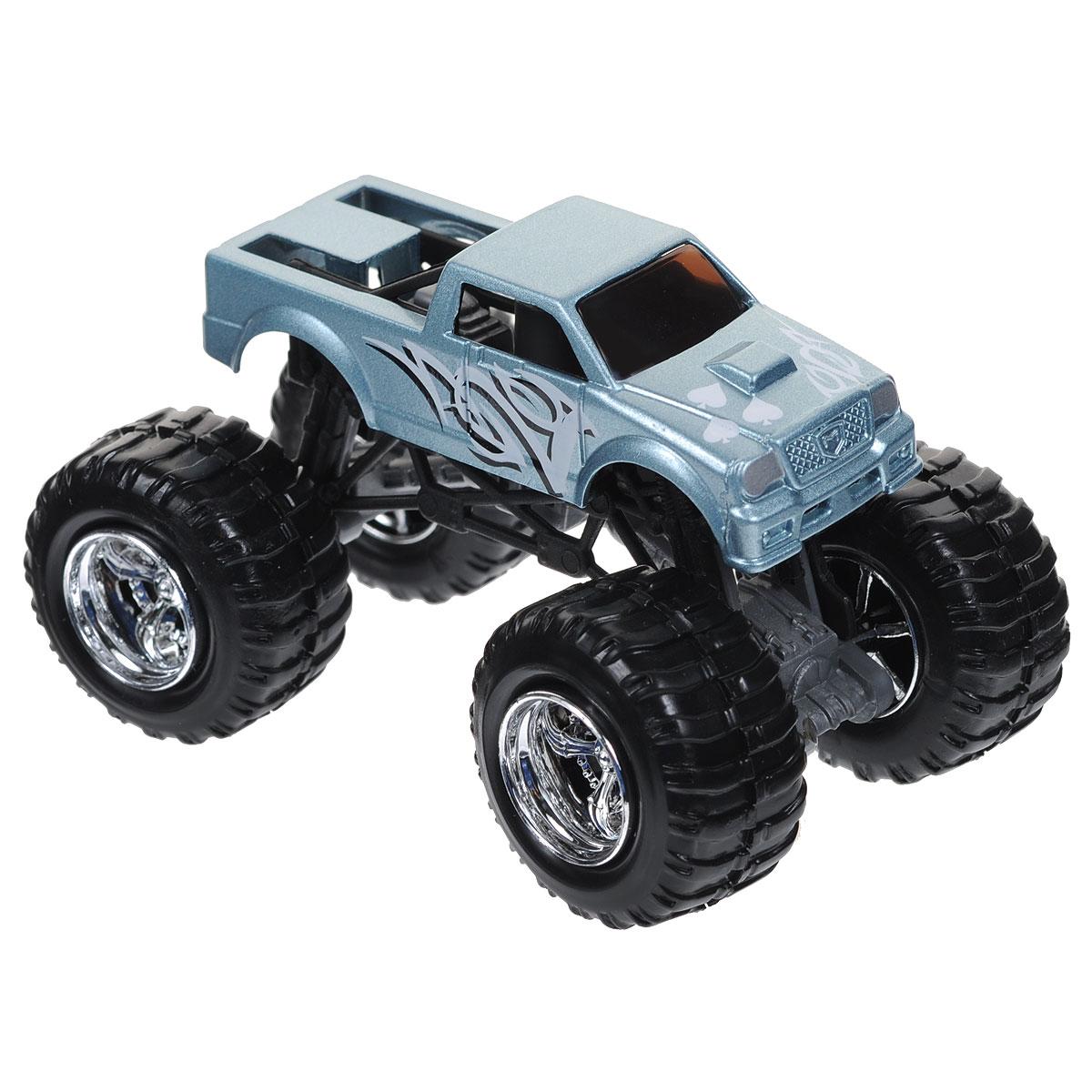 Купить Машинка MotorMax Багги , цвет: серо-голубой, MOTORMAX TOY FACTORY, Машинки