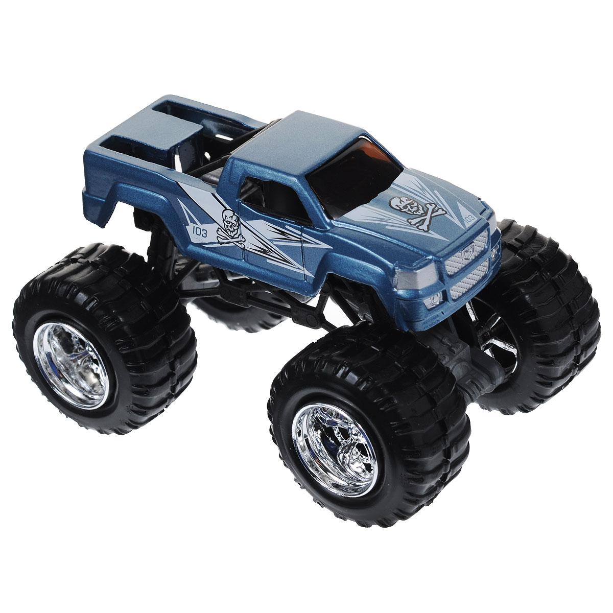 Купить Машинка MotorMax Багги , цвет: серо-синий, MOTORMAX TOY FACTORY, Машинки