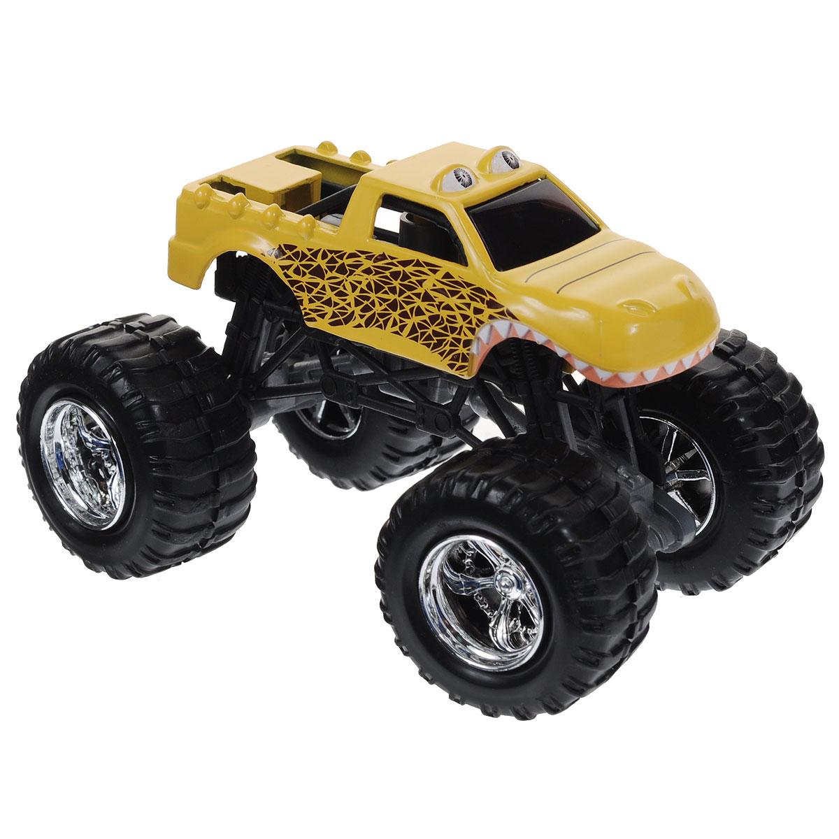 Купить Машинка MotorMax Багги , цвет: желтый, MOTORMAX TOY FACTORY, Машинки