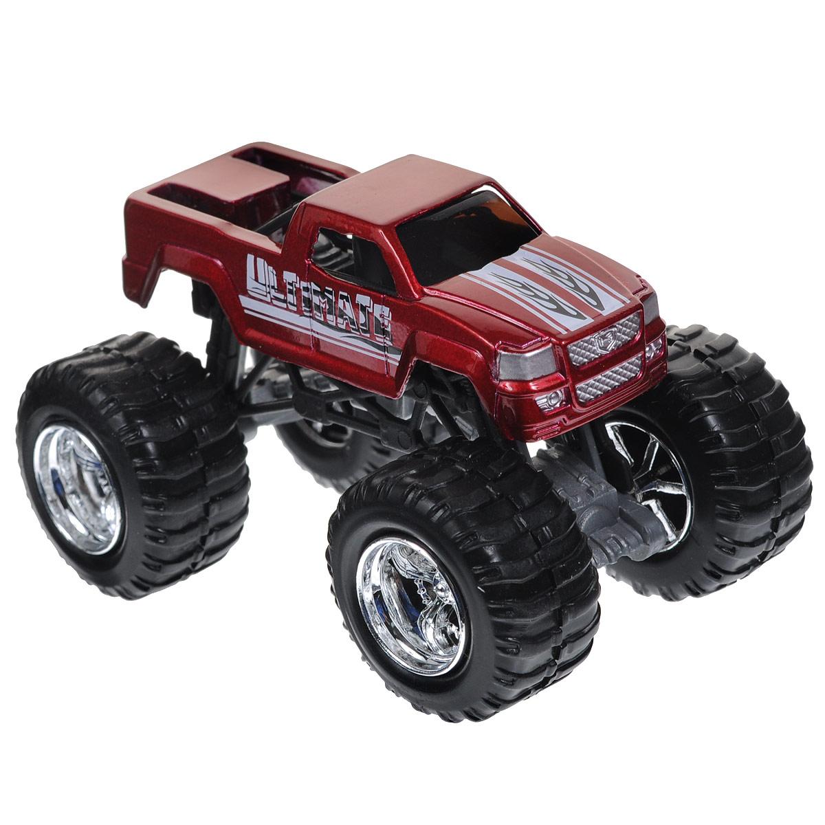 Купить Машинка MotorMax Багги , цвет: красный, MOTORMAX TOY FACTORY, Машинки