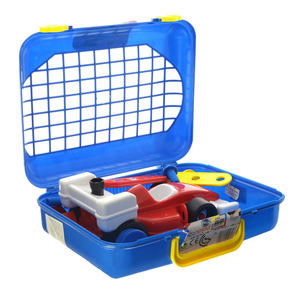 Купить Palau Toys Игровой набор Super Work , 27 предметов. 07/1281, Palau Hermanos, S.L.