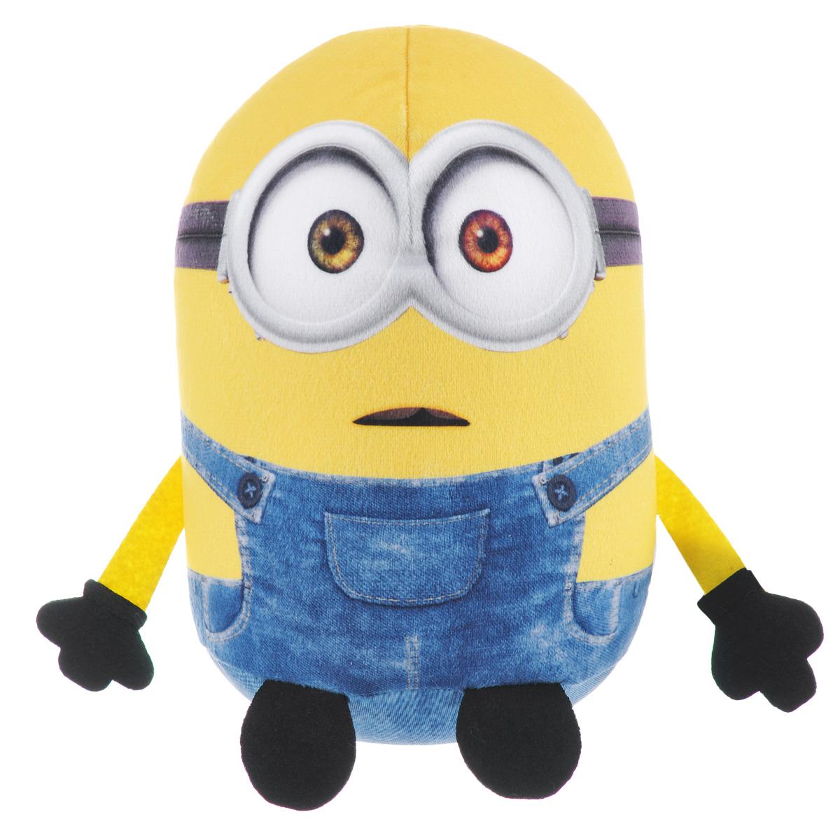 Купить СмолТойс Игрушка-антистресс Миньон Боб 28 см