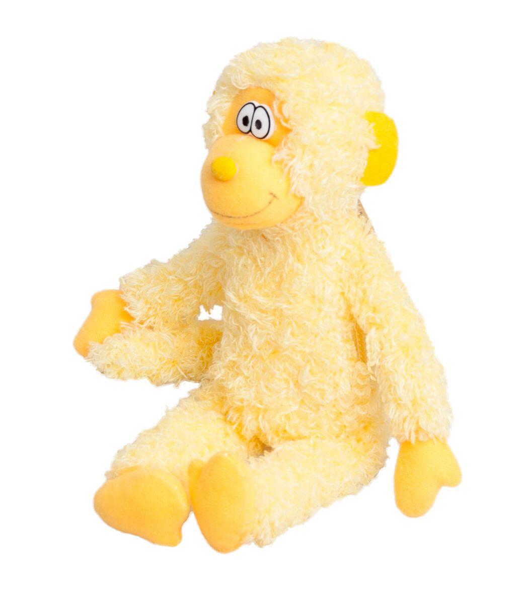 Купить Fancy Мягкая игрушка Обезьянка Твинки цвет желтый, Dream Makers, Мягкие игрушки