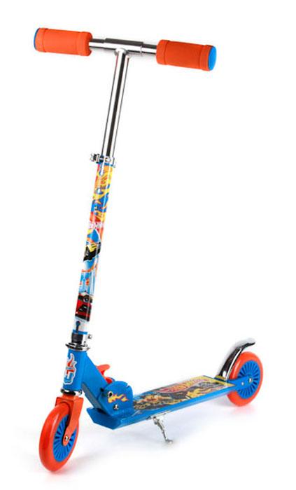 Купить Next Самокат двухколесный складной Hot Wheels, Shantou City Daxiang Plastic Toy Products Co., Ltd, Самокаты