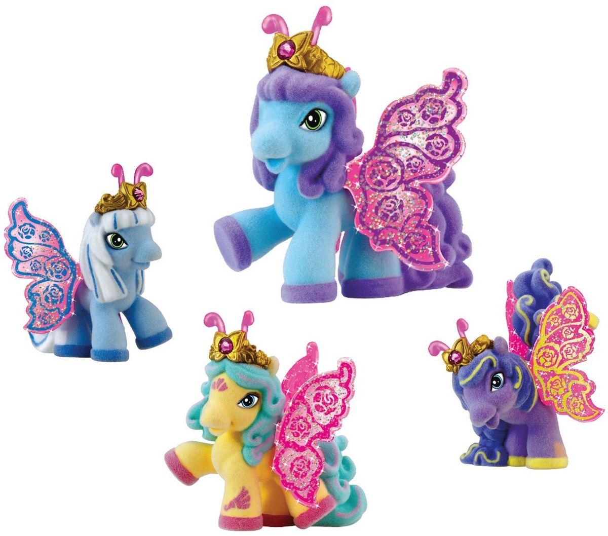 Купить Filly Dracco Набор игровой Волшебная семья Тоби Лошадки-бабочки с блестящими крыльями, Drассо Macau (MCO) Ltd, Фигурки