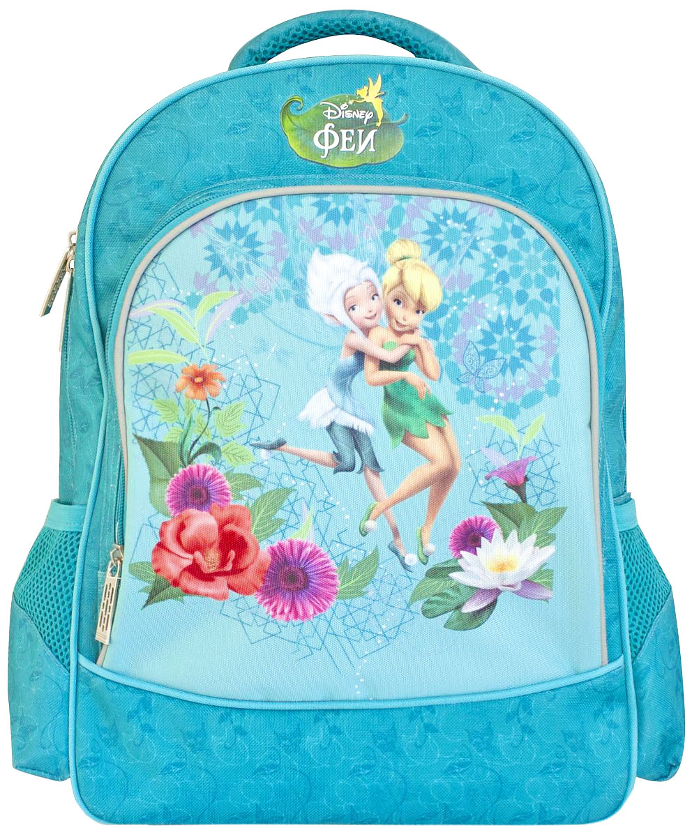 Купить Disney Fairies Рюкзак детский Феи, Росмэн, Ранцы и рюкзаки